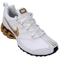 Tênis Nike Impax Contain SL Masculino Branco e Dourado