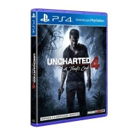 Uncharted 4 A Thief\'s End Playstation 4 Sony