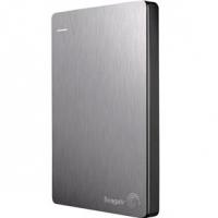 HD Externo Seagate Portátil Backup Plus Slim USB 3.0 Prata STDR2000101 2TB