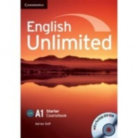 English Unlimited - Starter Coursebook With E-portfolio