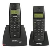 Telefone  Intelbras TS40C sem Fio com Identificador + Ramal