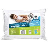 Travesseiro Fibrasca Baby Íons de Prata 30x40