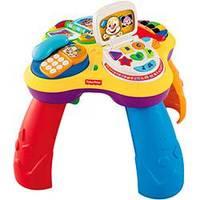 Mesa Bilíngue do Cachorrinho Aprender e Brincar Mattel Fisher Price CCG81