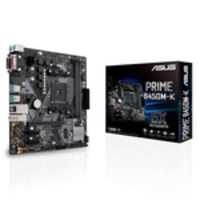Placa Mae Asus Prime B450m-k Ddr4 Socket Am4 Chipset Amd B450