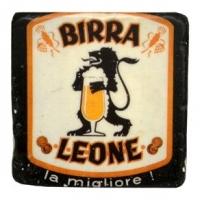 Porta-Copos Oldway Birra Leone 10x10cm