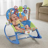 Cadeira Crescendo Comigo Sapinho Fisher Price X7033