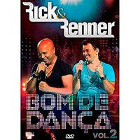 Rick e Renner - Bom de Dança Volume 2  - Multi-Região / Reg.4