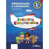 Pequenos exploradores - Alfabetização e letramento 1º ano