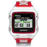 Relógio com GPS Garmin Forerunner 920XT Branco e Vermelho