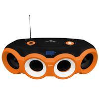 CD Player Lenoxx BD-1440 Laranja