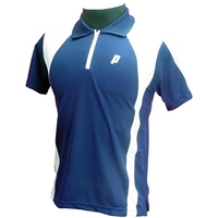 Camisa Polo Prince Masculina Azul
