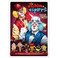 Atchim e Espirro: A Turma da Casa de Chocolate - Multi-Região / Reg. 4