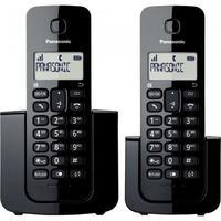 Telefone Panasonic sem Fio KX-TGB112LBB com Identificador de Chamadas