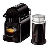 Cafeteira Nespresso Expresso Inissia Black Aeroccino 3 Refresh 220V