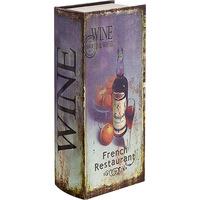 Caixa para Vinho Oldway MDF Wine Azul
