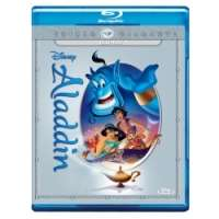 Blu-Ray Aladdin Edição Diamante