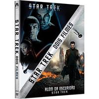 Coleção Star Trek + Star Trek Além da Escuridão - Multi-Região / Reg.4