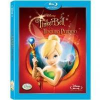 Tinker Bell e o Tesouro Perdido Blu-ray Multi-Região / Reg. 4