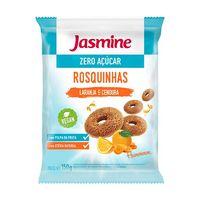 Rosquinha Jasmine Integral Light Laranja Cenoura e Mel 150g