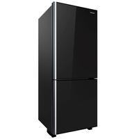 Refrigerador Panasonic NR-BB52GV2B Frost Free Black Glass Inverter 423 Litros Preto 110V
