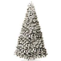 Árvore de Natal Cromus 1318269 Branca Nevada 1.80m