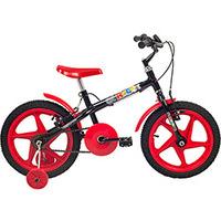 Bicicleta Verden Rock Aro 16 Vermelha