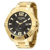Relógio Technos 2315AAO/4P Legacy Masculino Analógico Dourado