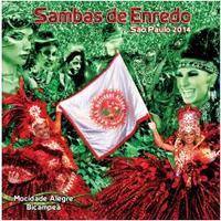 Diversos - Sambas de Enredo Sp 2014