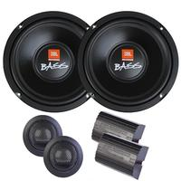 Kit 2 Vias JBL Selenium Bass 6\