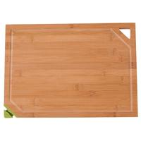 Tábua de Corte Mor 3356 com Afiador de Faca Bambu