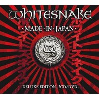 CD Duplo Whitesnake - Made In Japan + DVD