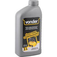 Óleo para compressores e sistemas hidráulicos 1 litro AW150 Vonder