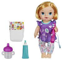 Boneca Hasbro Baby Alive Bons Sonhos Loira A8348