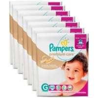 Fralda Pampers Premium Care Tamanho G 280 unidades