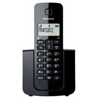 Telefone Panasonic KX-TGB110LBB sem Fio Preto Bivolt