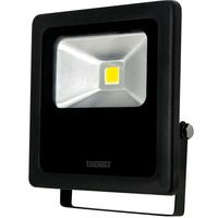 Refletor TR LED 50 Taschibra 3000K 50W Preto