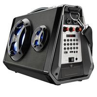 Caixa de Som Portátil Multilaser Sp217 Mp3 Active Sound Bivolt