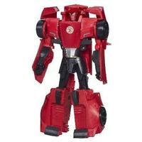 Boneco Hasbro Transformers Ridisguise Sideswipe