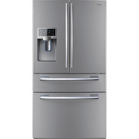 Refrigerador Samsung Frost Free Multiportas French Door 614L Dispenser Inox