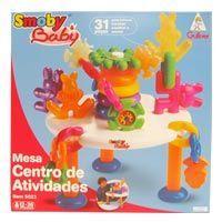 Smoby Baby - Mesa Centro de Atividades Gulliver 5023
