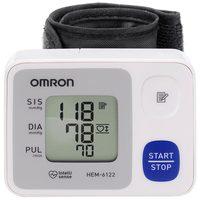 Monitor de Pressão Omron Arterial de Pulso HEM6122