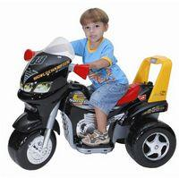 Moto Elétrica Biemme Sprint Boy Preta 161