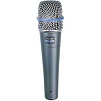 Microfone com Fio Shure BETA 57A