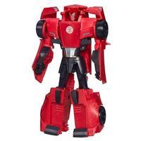 Boneco Hasbro Transformers Robots in Disguise Sideswipe