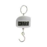 Balança Digital Portátil Para Bagagens Domani DLS-100 Até 30 Kg Branca