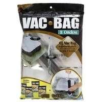 Kit Vac Bag Ordene com 4 Sacos Médios e 1 Bomba Grátis