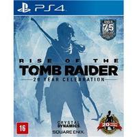 Jogo Rise of the Tomb Raider Playstation 4 Sony