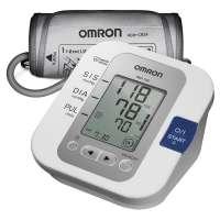 Medidor de Pressão de Braço Automático Omron HEM-7200 Branco e Cinza