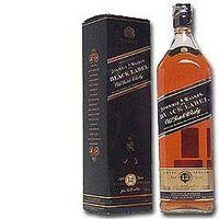 Whisky Escocês 12 Anos Johnnie Walker Black Label 1L