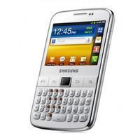Celular Desbloqueado Samsung Galaxy Y Duos S6102B Preto